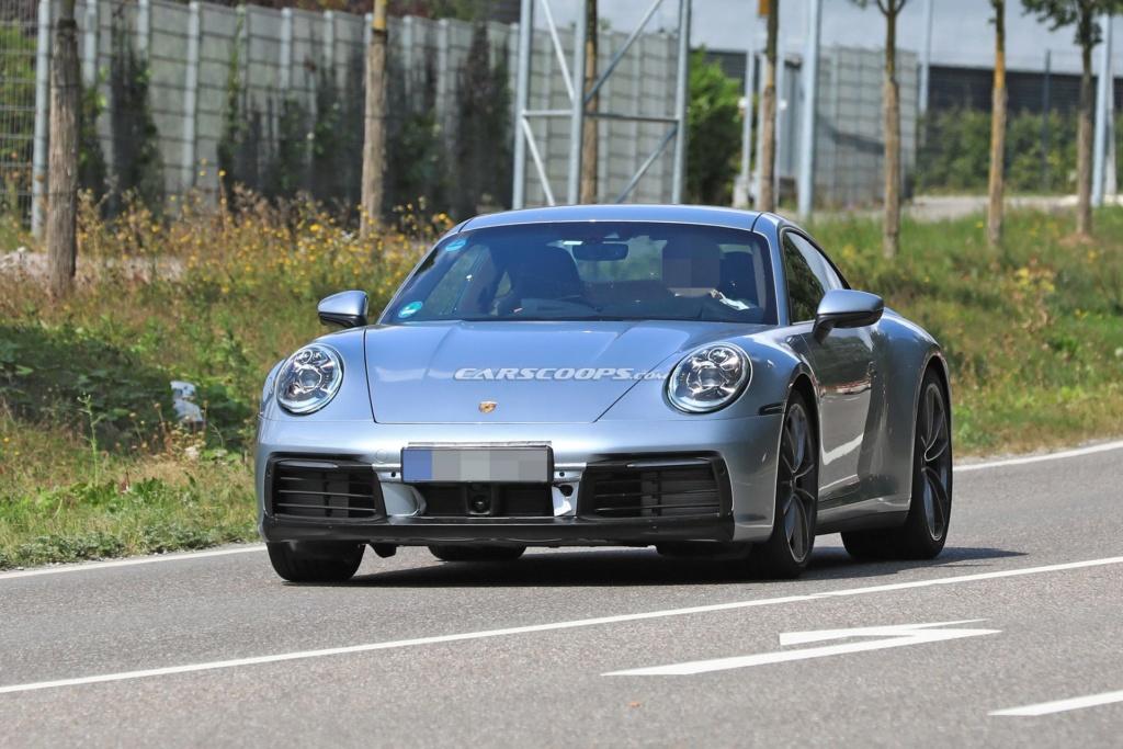 Porsche 992 photos 33ac6f10