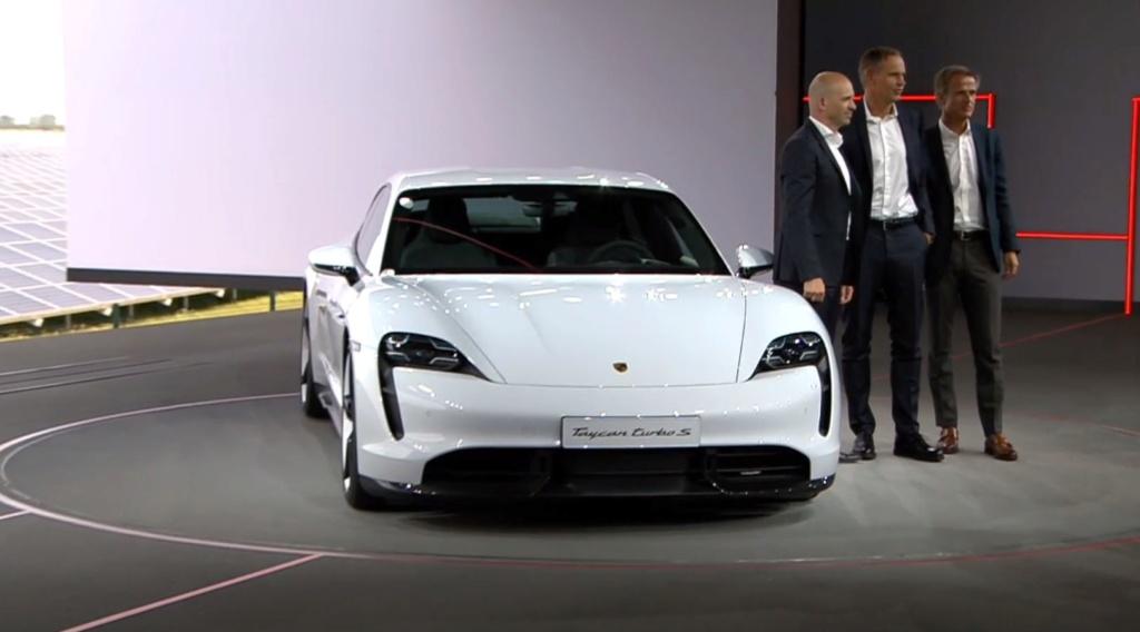 Porsche Taycan date officielle 3captu11