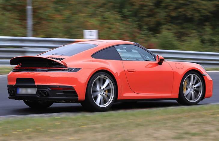 Porsche 992 photos 41067510