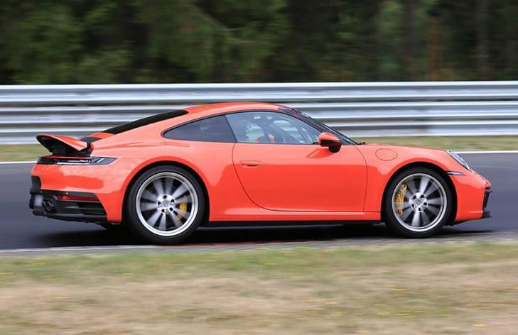 Porsche 992 photos 41193210