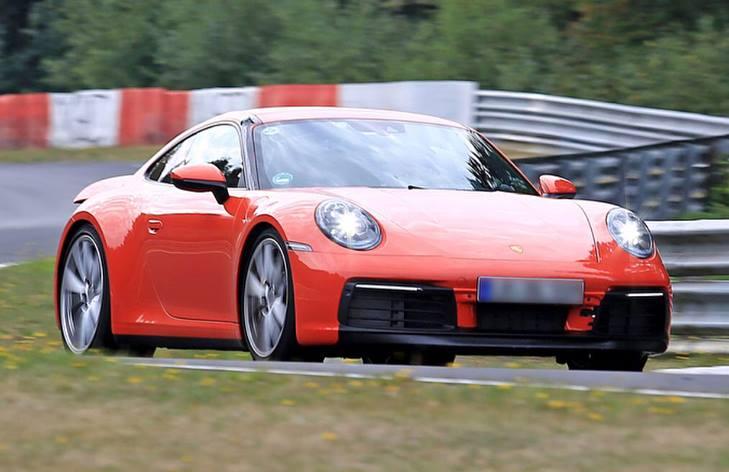 Porsche 992 photos 41263710