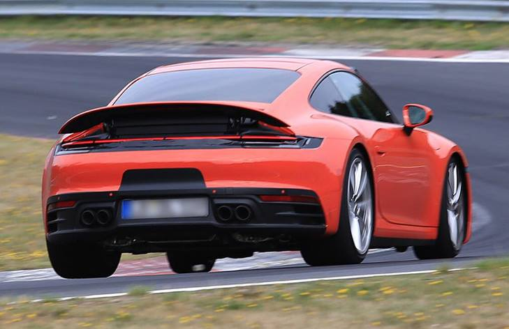 Porsche 992 photos 41326710