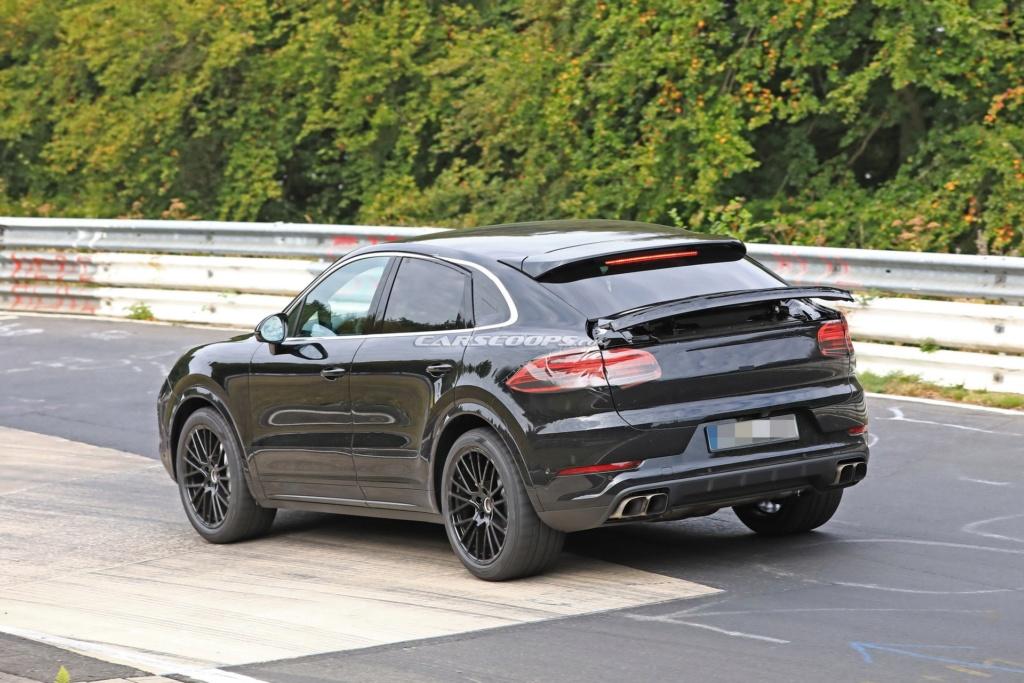 Porsche Cayenne coupé 2019 443e0d10