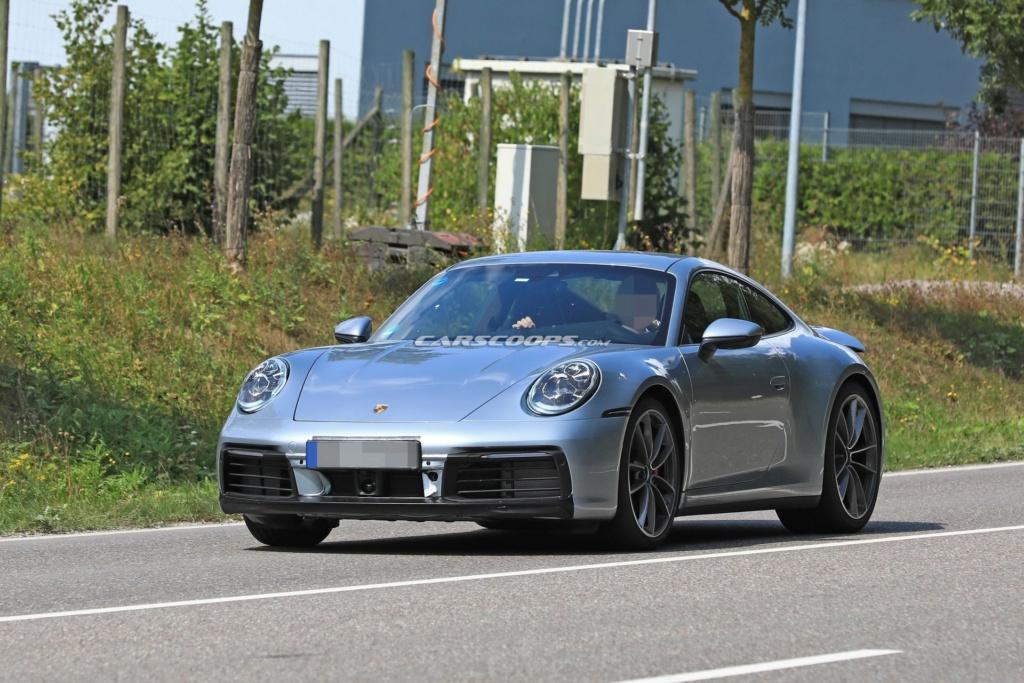Porsche 992 photos 45fb2410