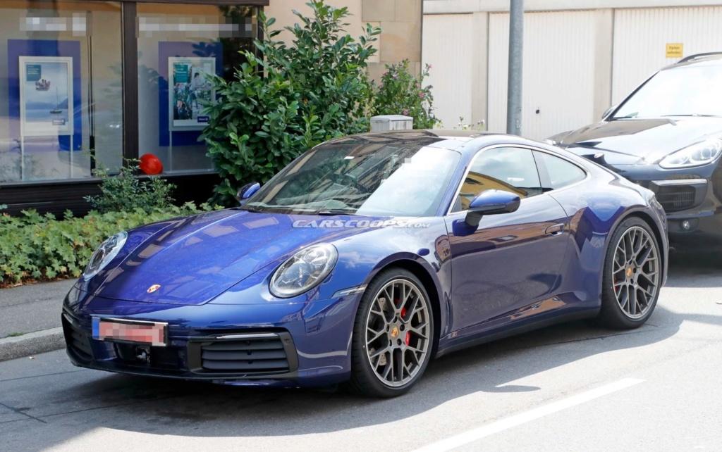 Porsche 992 photos 4captu10