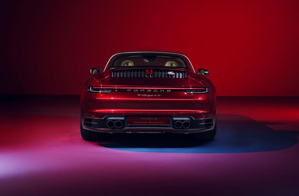 Porsche 911 Targa 4S Heritage Design Edition 5ed60212