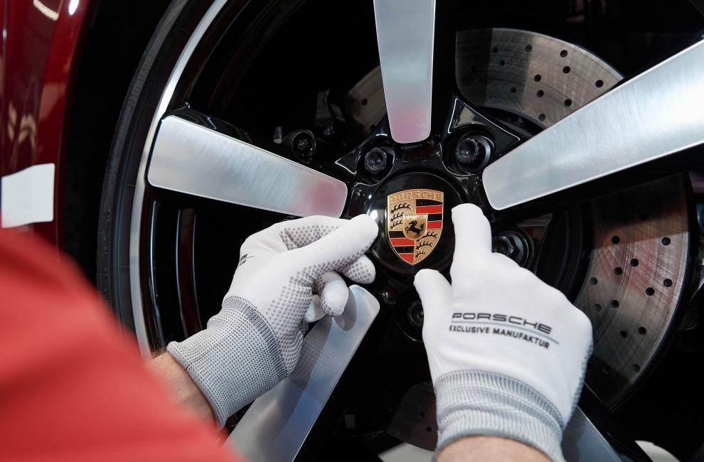Porsche 911 Targa 4S Heritage Design Edition 5ed60222