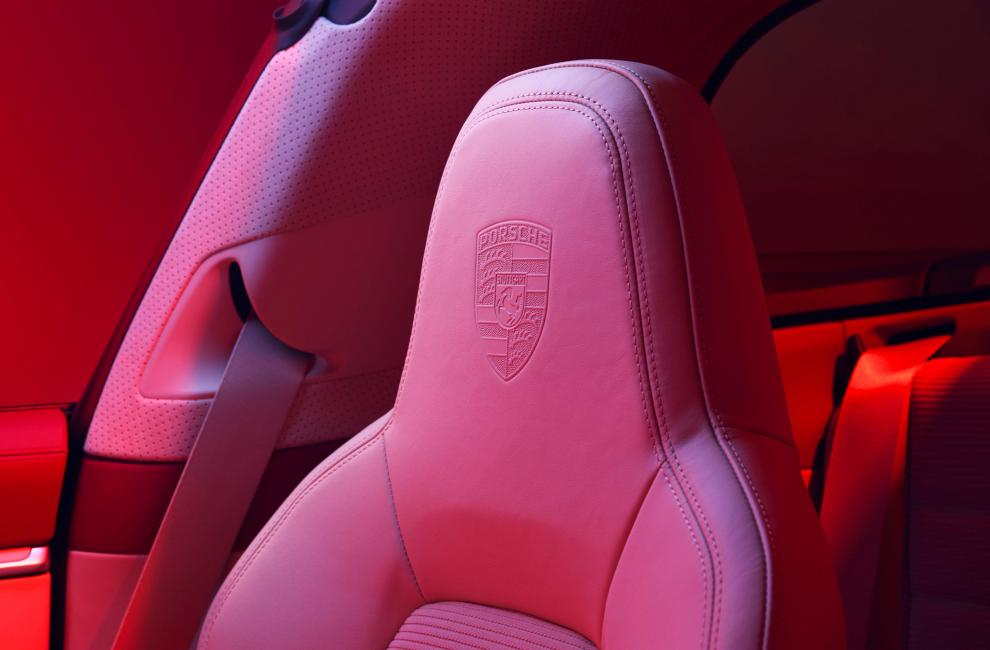 Porsche 911 Targa 4S Heritage Design Edition 5ed60225