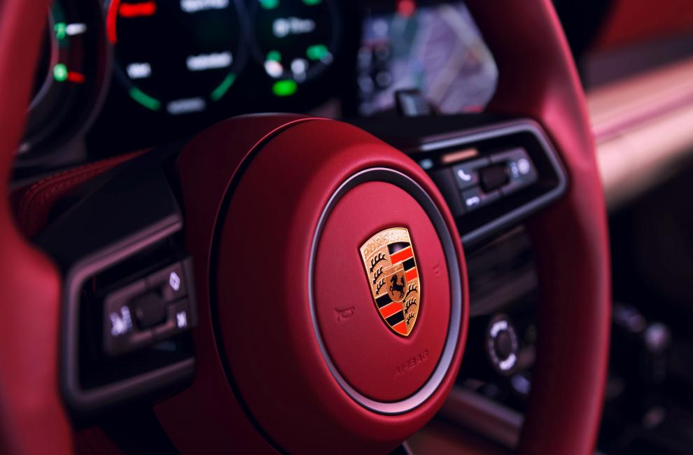 Porsche 911 Targa 4S Heritage Design Edition 5ed60228
