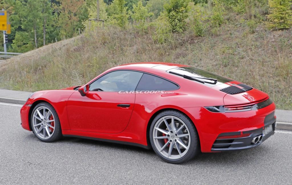 Porsche 992 photos 65012510
