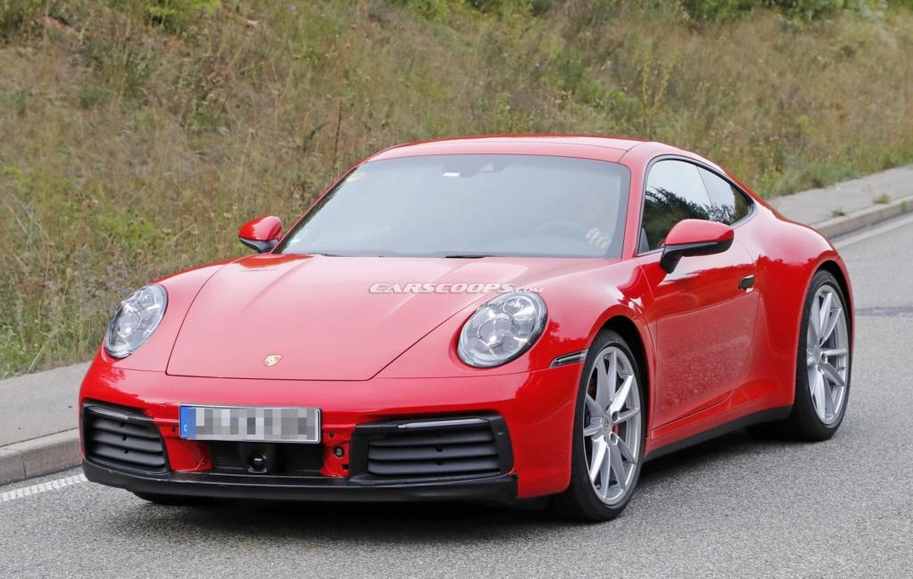 Porsche 992 photos 9a58bf10