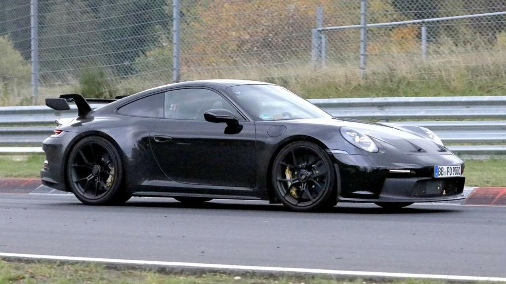 Porsche 992 GT3   2021 A4a7c110