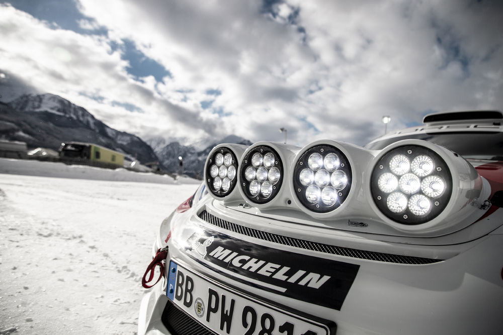 Porsche Cayman GT4 Rallye Concept M19-0111