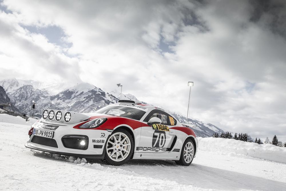 Porsche Cayman GT4 Rallye Concept M19-0112