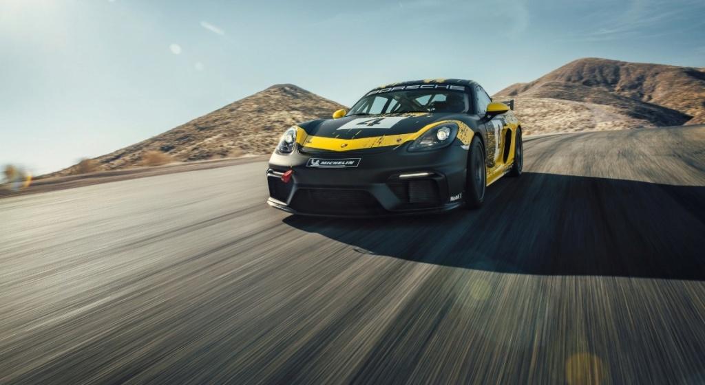 Porsche 718 Cayman GT4 Clubsport 2019 Porsch18