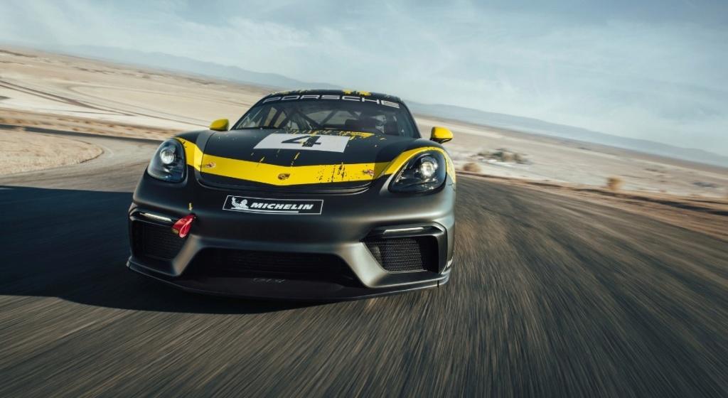 Porsche 718 Cayman GT4 Clubsport 2019 Porsch20