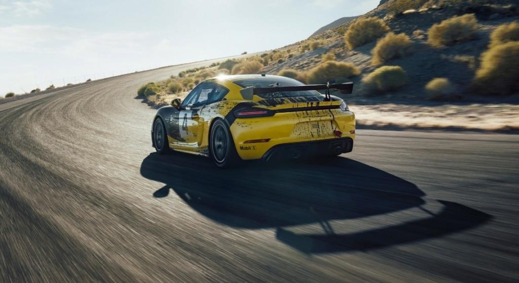 Porsche 718 Cayman GT4 Clubsport 2019 Porsch21