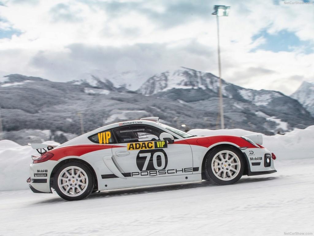 Porsche Cayman GT4 Rallye Concept Porsch25