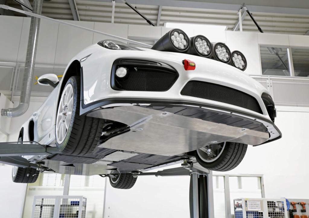 Porsche Cayman GT4 Rallye Concept Porsch28