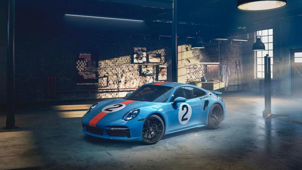 Porsche 911 Turbo S « One of a Kind Porsch49