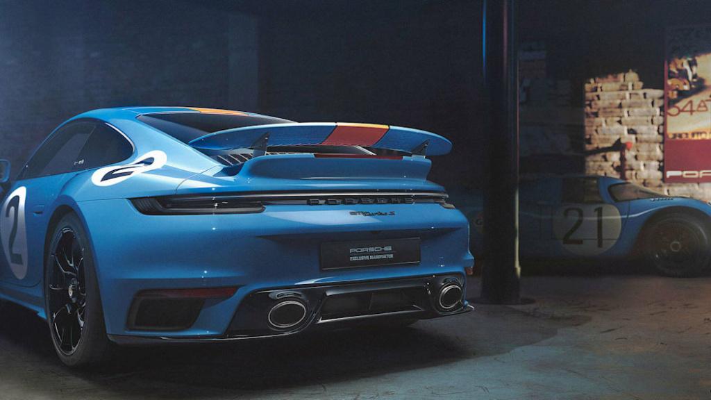Porsche 911 Turbo S « One of a Kind Porsch54