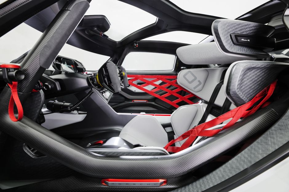 Porsche concept Mission R Porsch57