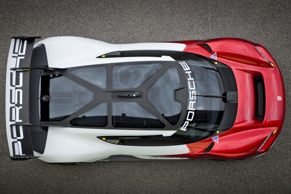 Porsche concept Mission R Porsch58