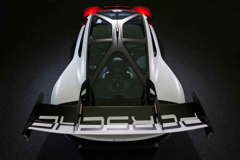 Porsche concept Mission R Porsch63