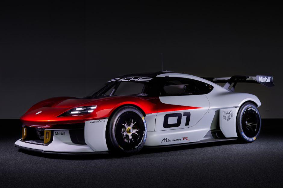 Porsche concept Mission R Porsch66