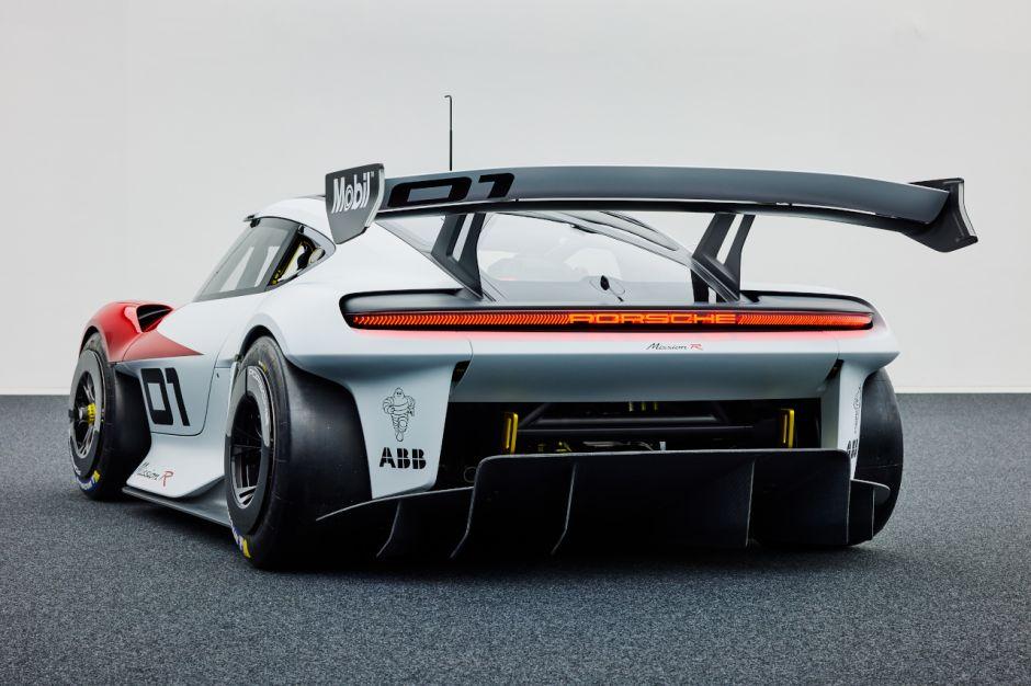 Porsche concept Mission R Porsch71