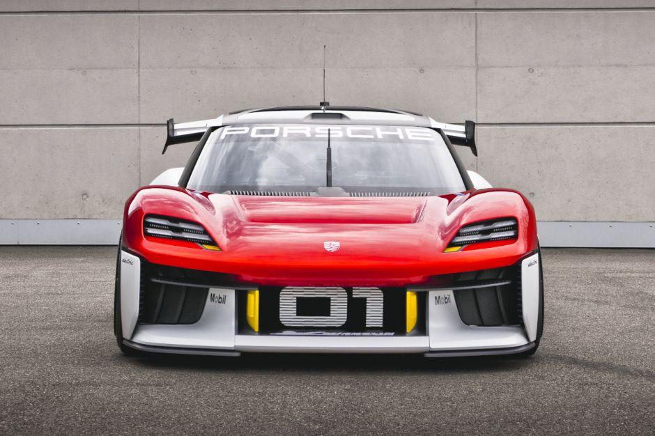 Porsche concept Mission R Porsch74