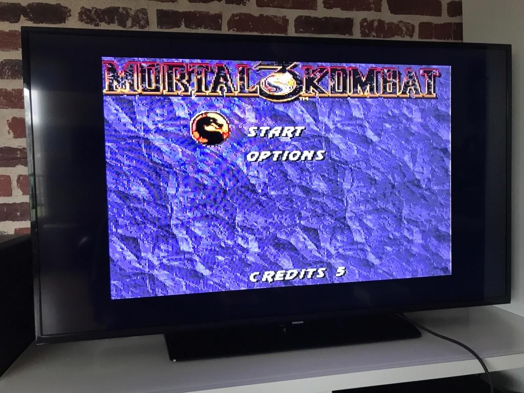 (VENDU) Super Nintendo + Mario Kart + Mortal Kombat 3 Img_6225