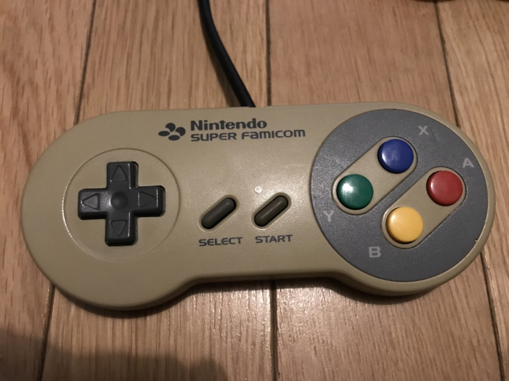 (ESTIM) manettes Super Famicom Img_6528