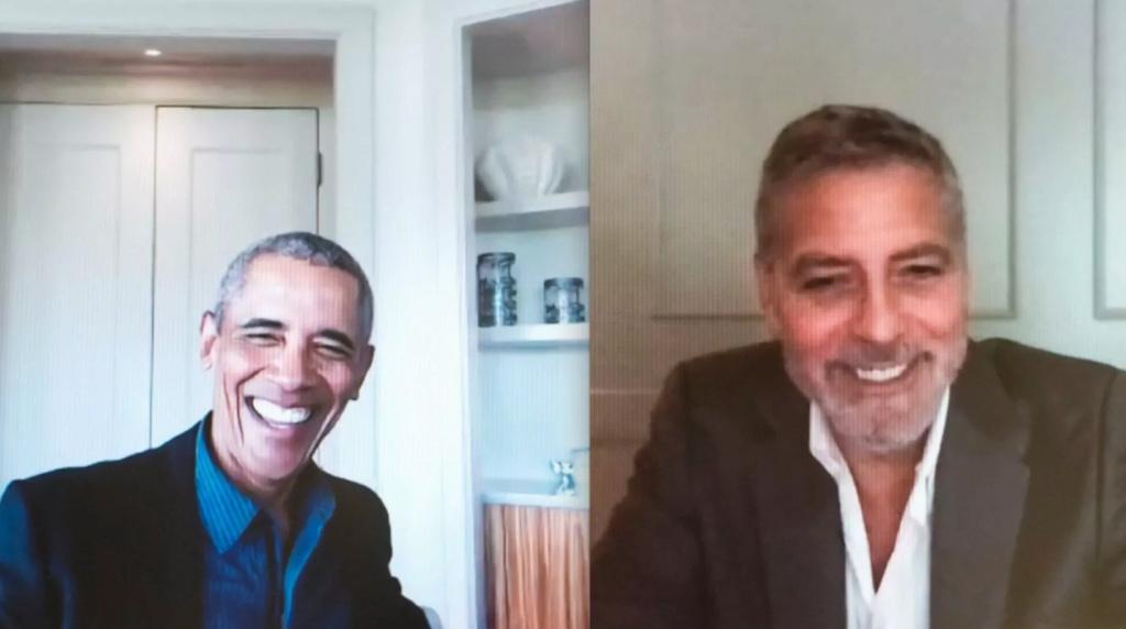 Obama e Clooney: super-Zoom 2020-010