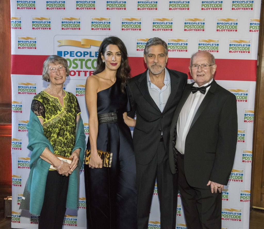 Westward Ho! couple meet George and Amal Clooney  Image10