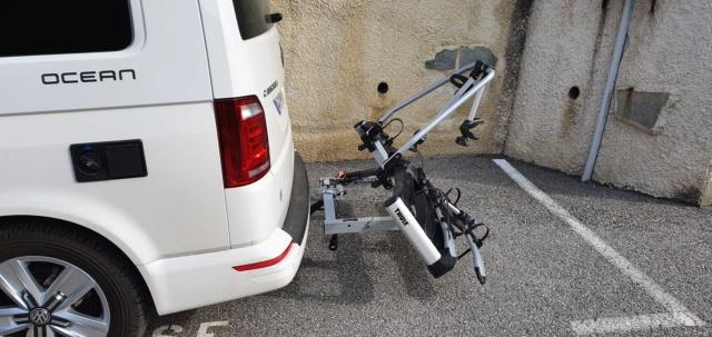 Vends ou échange porte vélo Thule G6 929 8a934210