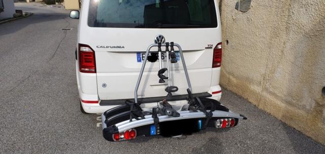 Vends ou échange porte vélo Thule G6 929 9d504110