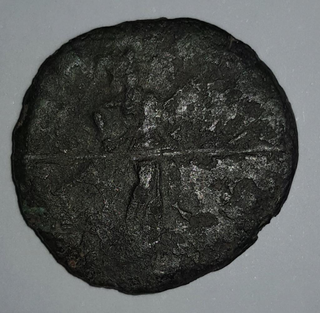 Monnaie Romaine à identifier 20191211