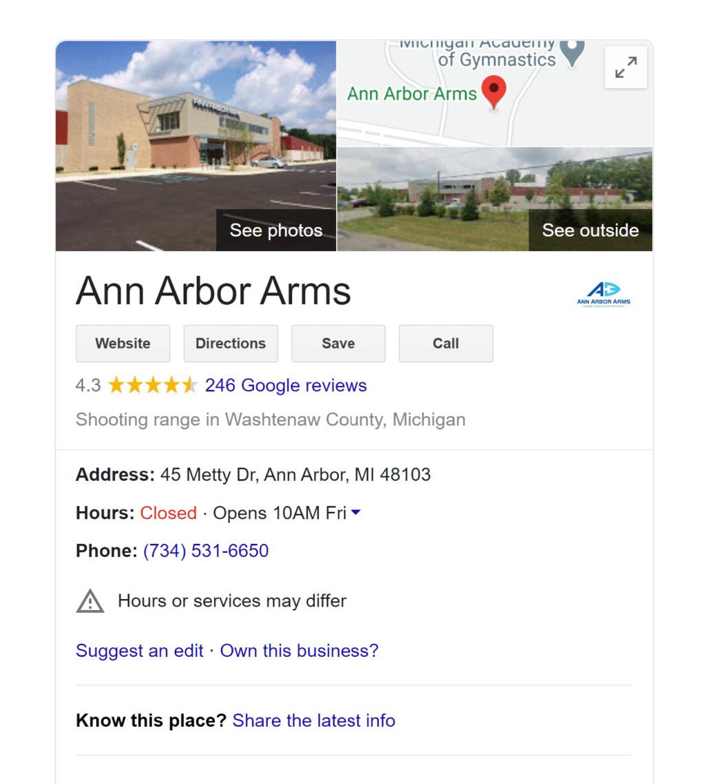 Ann Arbor Arms collection Screen10