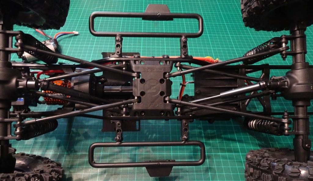 Crawler CRX Hobbytech 1010