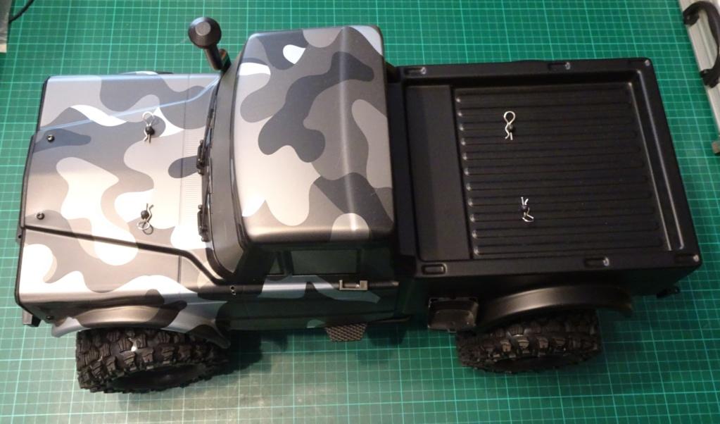 Crawler CRX Hobbytech 110