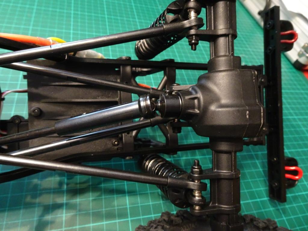 Crawler CRX Hobbytech 1110