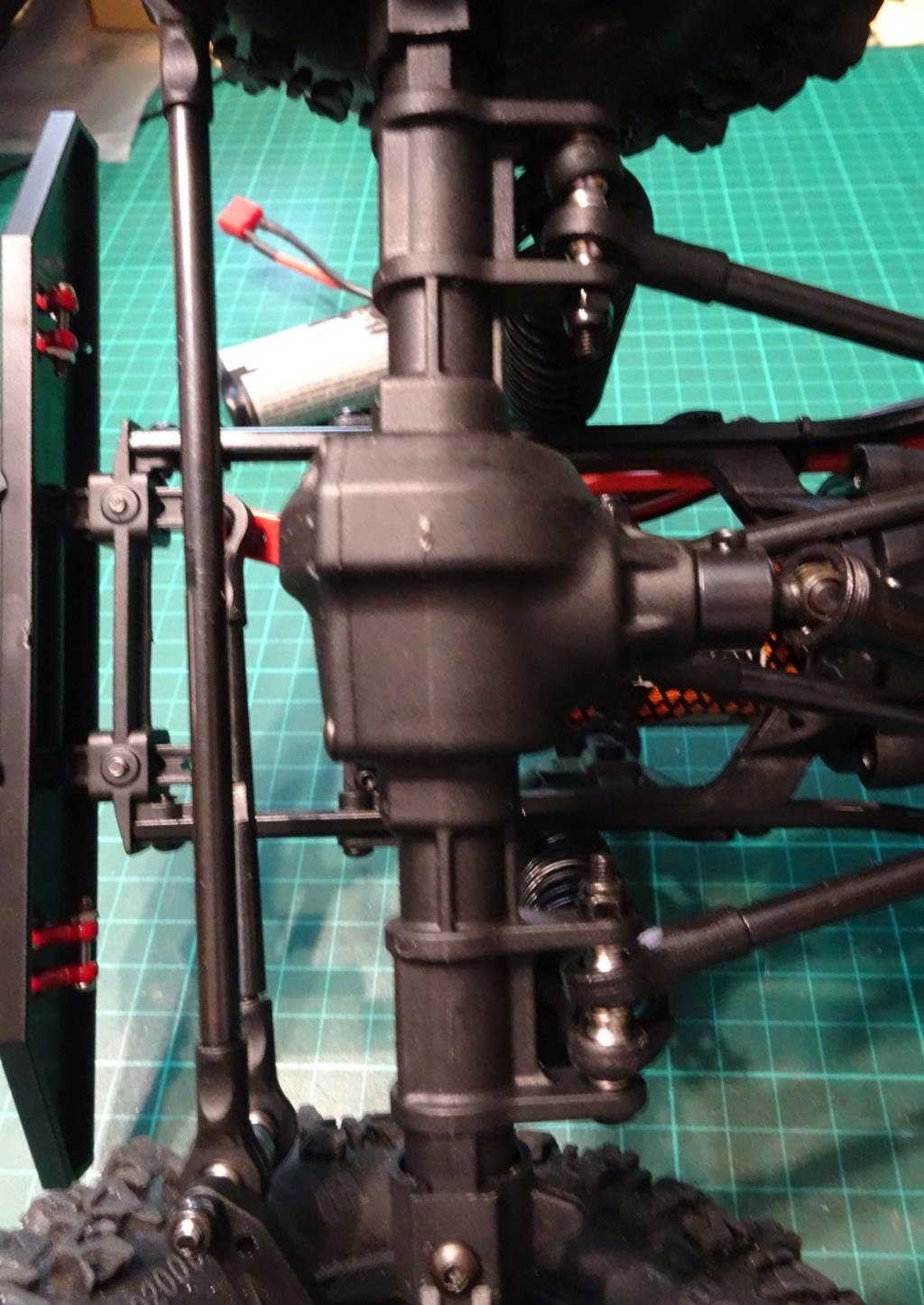 Crawler CRX Hobbytech 1210