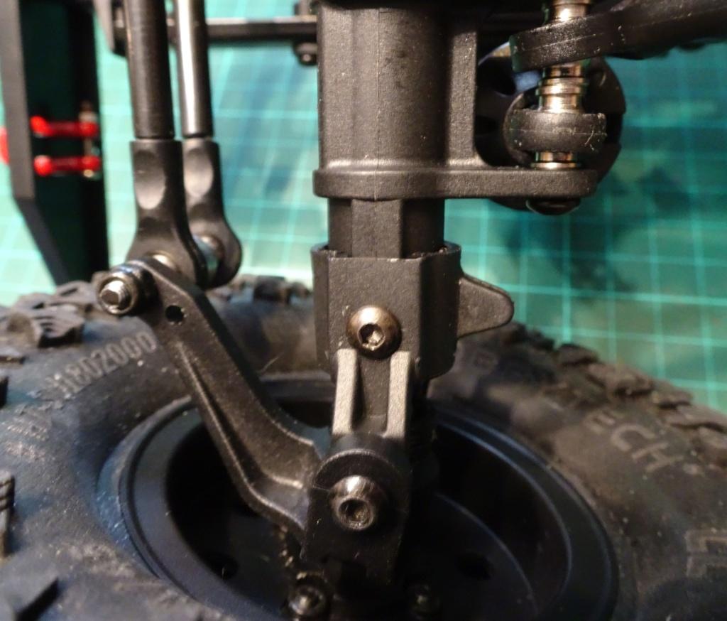 Crawler CRX Hobbytech 1310