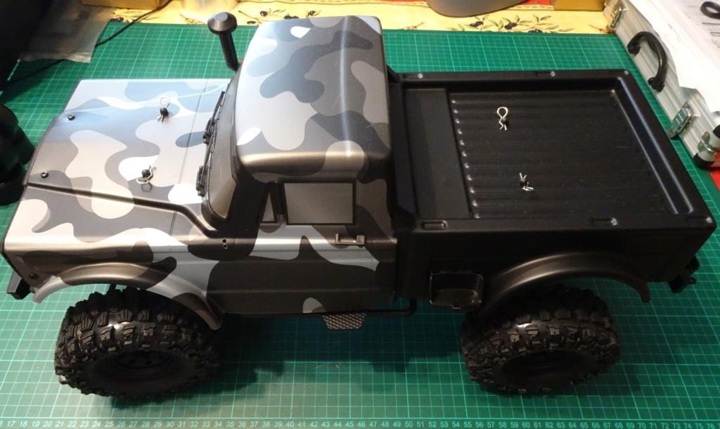 Crawler CRX Hobbytech 210