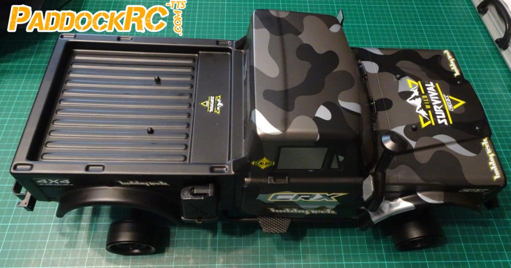 Crawler CRX Hobbytech 410