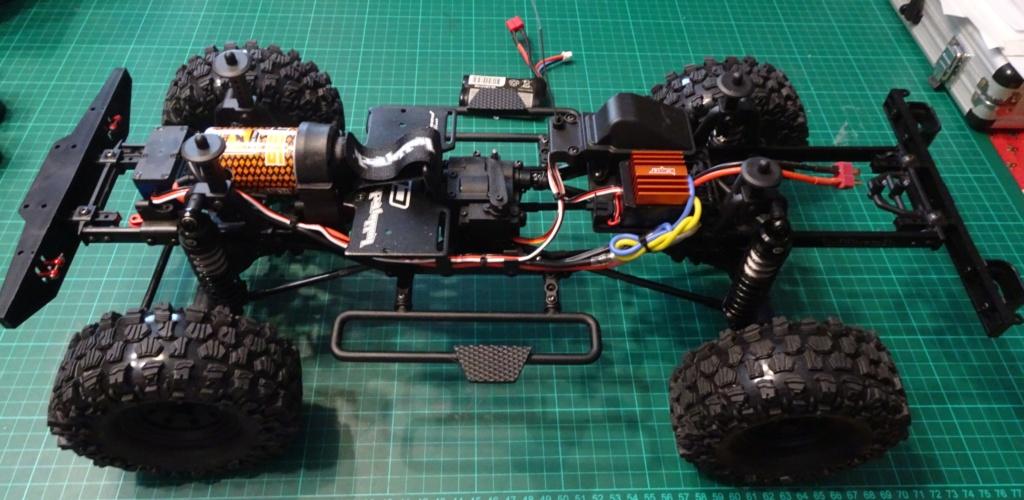 Crawler CRX Hobbytech 510
