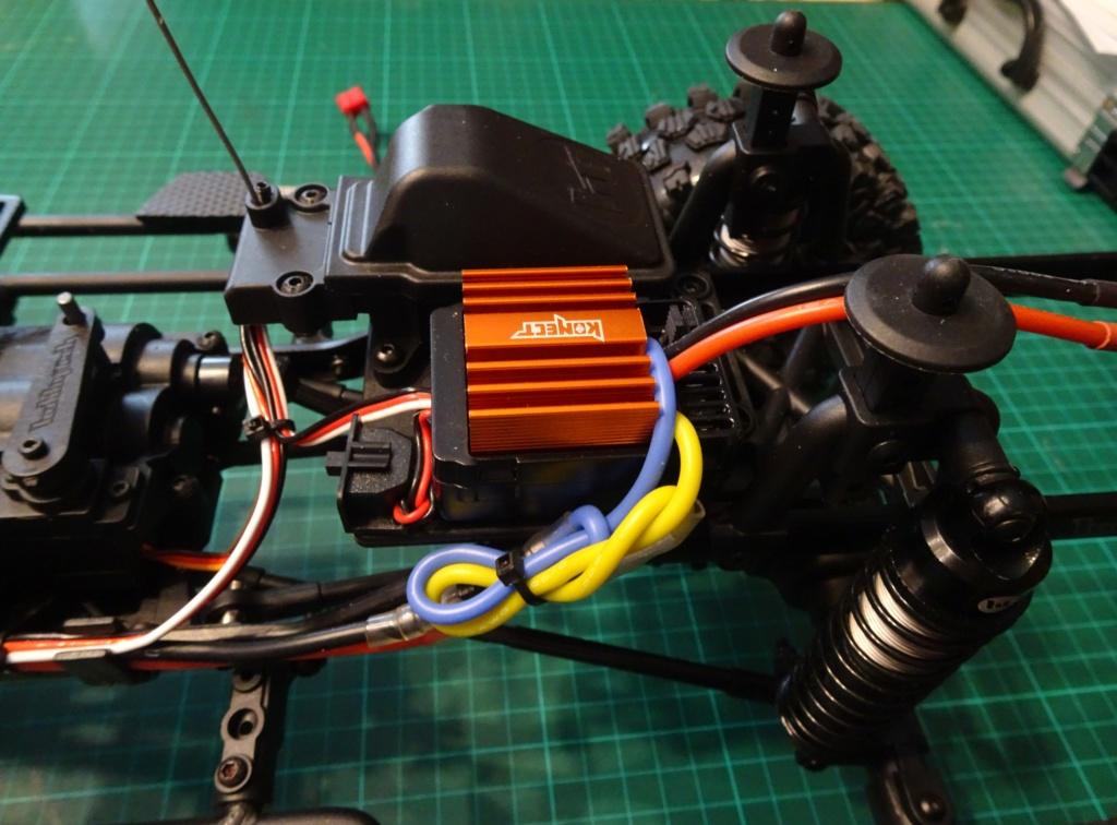 Crawler CRX Hobbytech 610