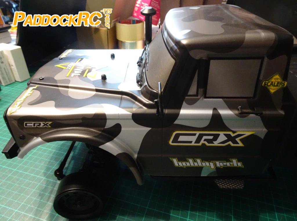 Crawler CRX Hobbytech 710