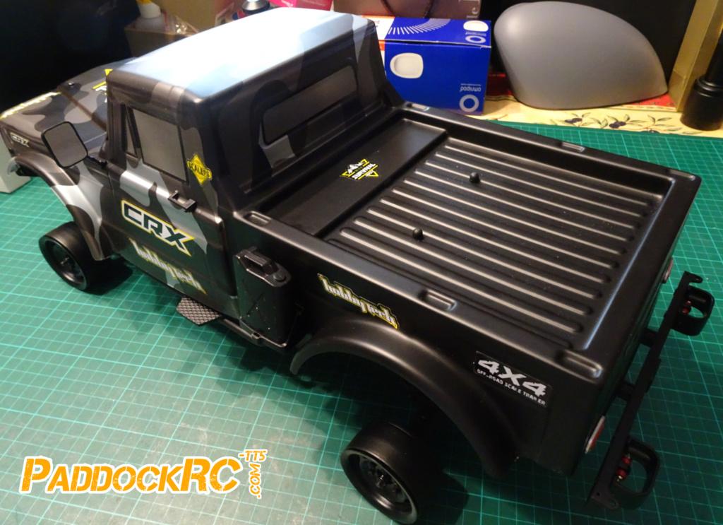 Crawler CRX Hobbytech 810